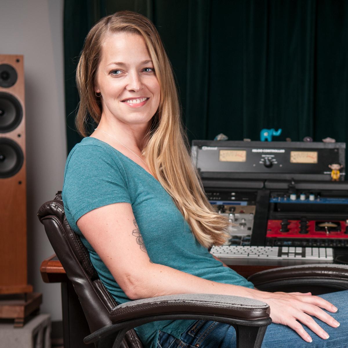 Kim Rosen Mastering Engineer