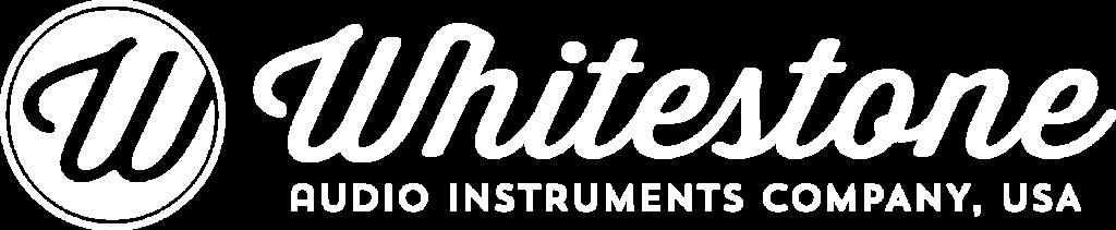 Whitestone Audio Instruments Logo
