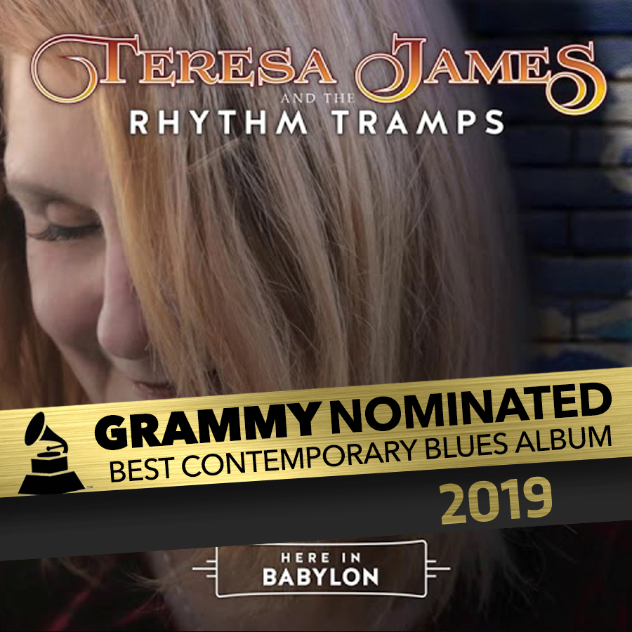 Teresa James and the Rhythm Tramps - Here In Babylon