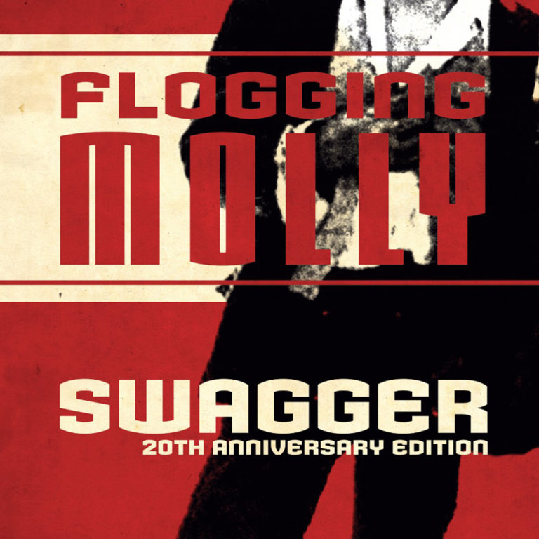 Flogging Molly Swagger 20th Anniversary
